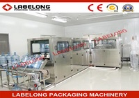 New products fast delivery 300pbh 5 gallon bottle filling machine