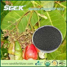 Seek Biochar Fertilizer for live herb plants