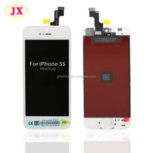 original for apple iphone 5 s front assembly, original brand new replacement for iphone 5s lcd screen