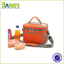 600D folding insulated disposable cooler bag