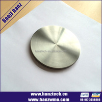 99.95% molybdenum plate for clay targets for sale
