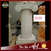 Stone Roman pillar Marble decorative pillars for homes