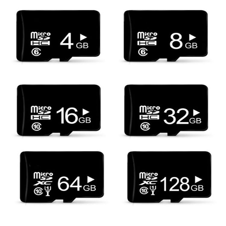 SD/TF Memory Card 16GB 32GB 64GB 128GB Micro Mini Size card for mobile phone