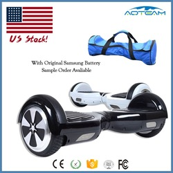 CE MSDS Certificated 700w Power 6.5 inch Two Wheel Smart Balance Electric Scooter Bluetooth