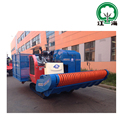 Self-propelled Square Hay Baler