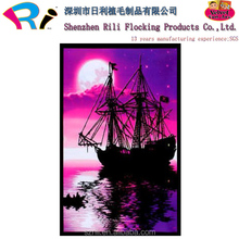 2017 made in china medical Pregnant Nude 3D Poster,wholesale velvet posters,window posters