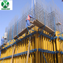 wall formwork , construction formwork