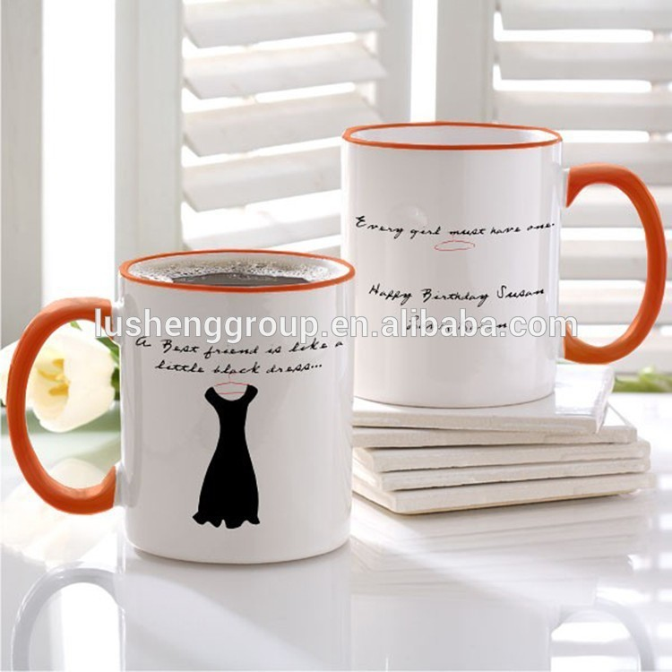 New style mugs porcelain with silicone lid cheap white foam pipe insulation