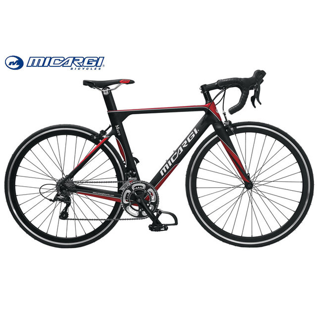 Micargi 700c Carbon Fiber Road Bike MARS fixed gear racing bicycle