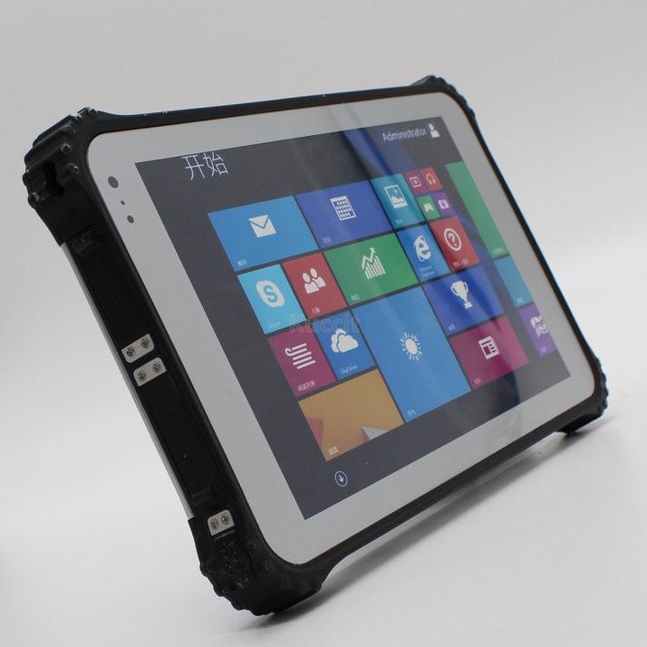 Original Windows 10 PC 8 Industrial Rugged Tablet Ip65 Waterproof Phone 2G RAM GPS
