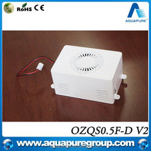 NEW! Compact and Super Cooling Ozone Generator Cell for Ozone Sauna Cabin