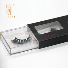 soft band wispy 3D mink lashes with private label