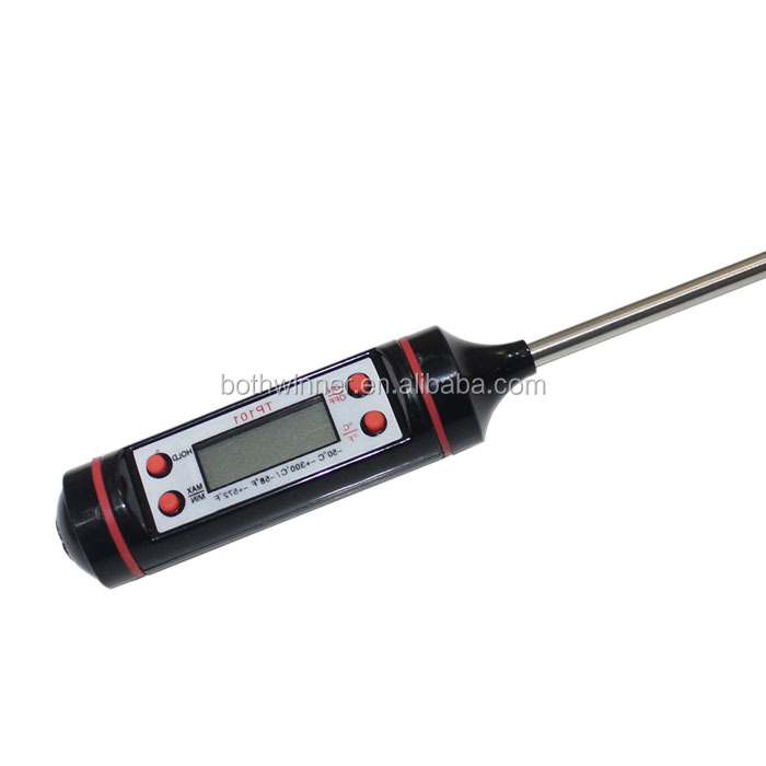 Lcd bbq thermometer digital grill fork h0tJE digital lcd food probe thermometer for sale