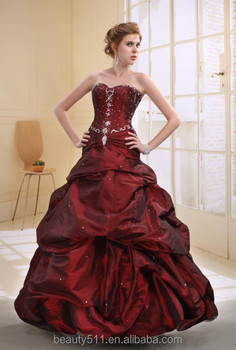 A-line Sweetheart Asymmetrical Tulle with Appliques Beading Formal Evening Dress P7054