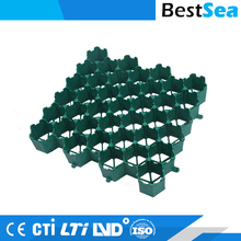 Construction road mat for mud groud reinforce