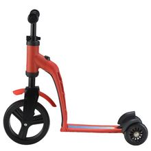Manufacturer Sale Custom Logo Pu 3 Wheel Pro Kick Scooter