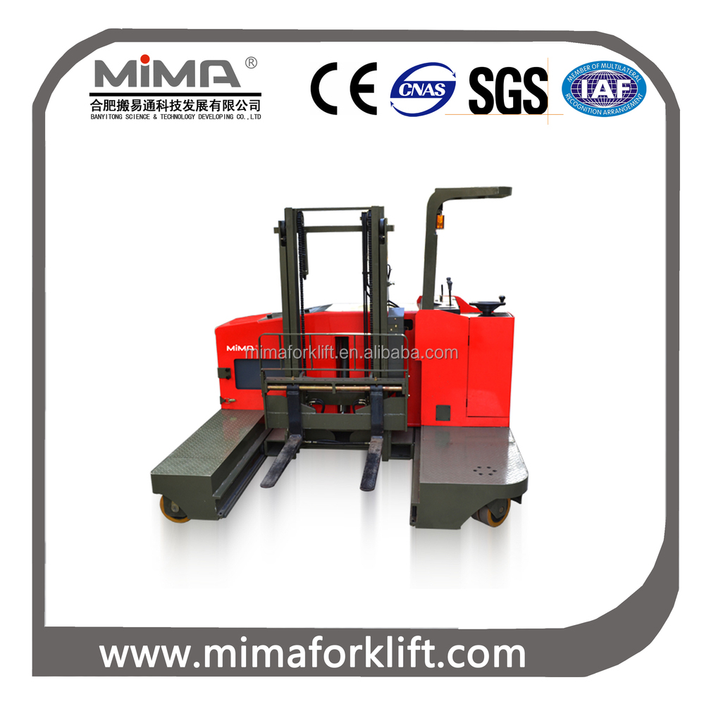 MIMA Chinese 2 Ton side loader forklift