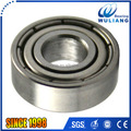 Stainless steel deep groove roller ball S696ZZ bearing with 6*15*5mm