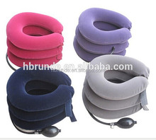 3 Layers Full-Flannel Fashion Air Neck Traction Belt(Manufacturer)