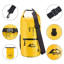 factory sale custom pvc waterproof waist pack large beach bag waterproof dry bag