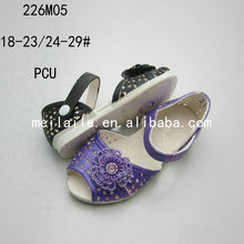 Girls shoes manufacturers china cute kids sandals fish mouth