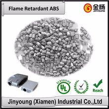 Fire retardant ABS plastic pellets,injection molding grade ABS resin materials