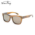 retro eco men women eyewear brand your own custom logo sunglasses bamboo