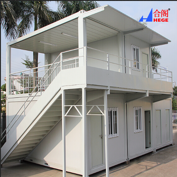 Prefabricated container for sale mobile container house