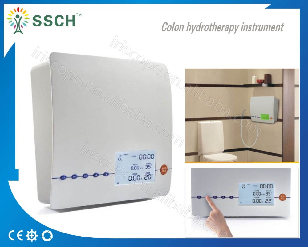 GY-C010 wall-mounted colon hydrotherapy machines,colon cleanse products
