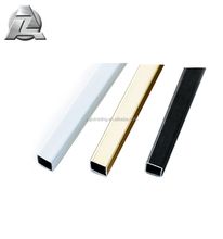 any color al tubing, alumina tube, aluminium square tube weight