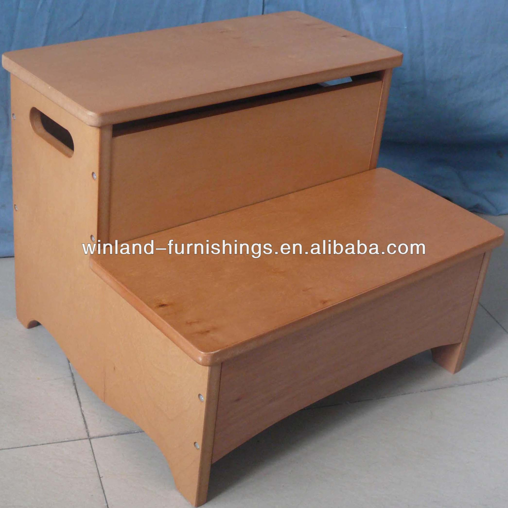 Wonderful Kids Wooden Step Stool With Storage   Buy Step Stool With Storage,Wood Step  Stool,Kids Step Stool Product On Alibaba.com