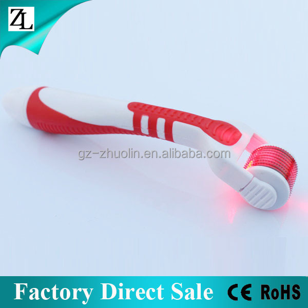 New Model Microneedle Derma Roller with Beauty Salon Equipment