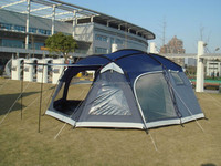 High quality with waterproof large family tent KF-038