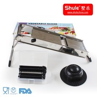 new stainless steel kitchen vegetable cutter chinese food machine in fruit&vegetable shredder dicer chopper