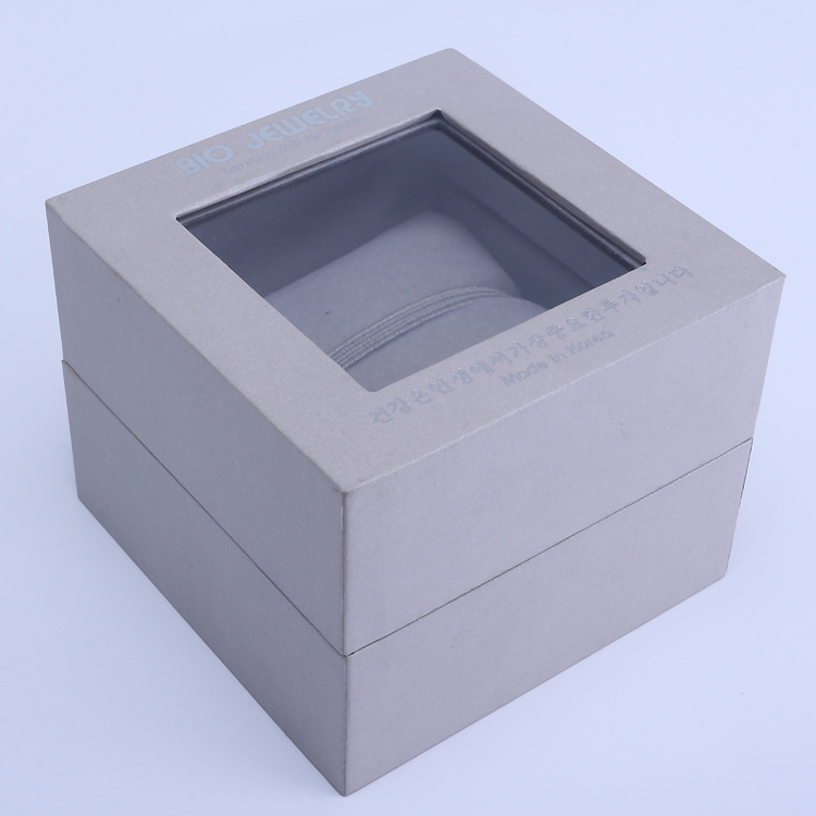 Promotional single watch display box with velvet insert certificated by ISO,SGS,BV ex factory price!!!