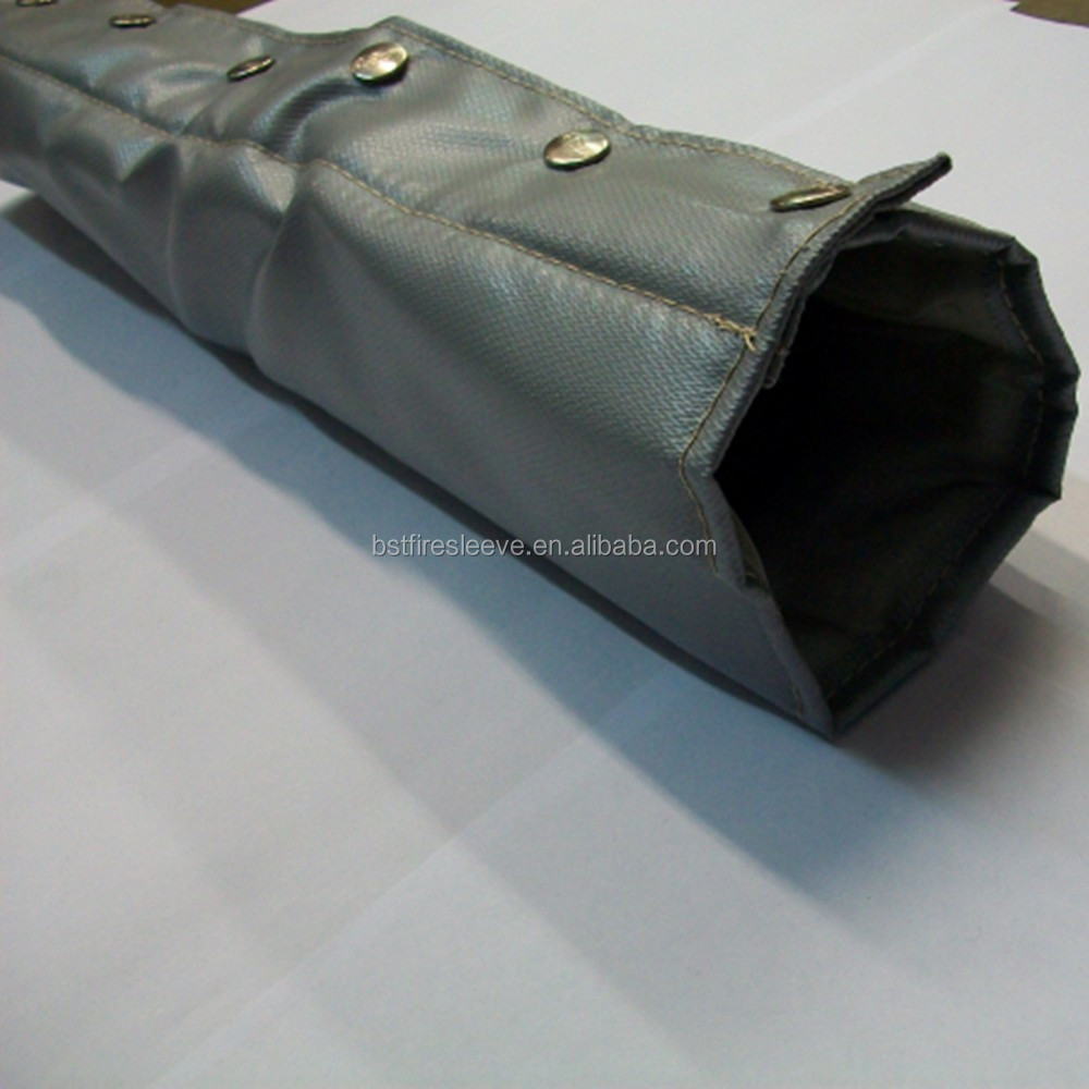 Reusable and Removable <strong>Exhaust</strong> <strong>System</strong> Insulation Cover