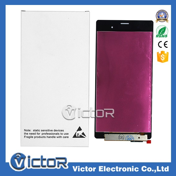 Replacement LCD touch screen with touch digitizer for Sony Xperia Z3