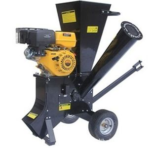 WCS-6.5HP Gasoline Wood Chipper 4-Stroke Shredder for Sale