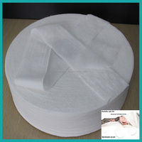 2015 tissue paper+sap +fluffy nonwoven absorbent paper for baby diaper