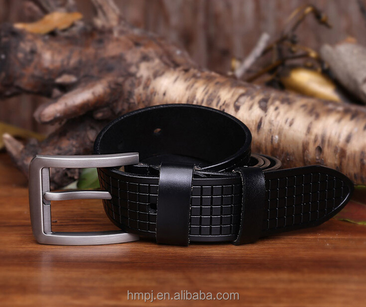 2015 new arrival replica designer belt for men with cowhide by wholesale