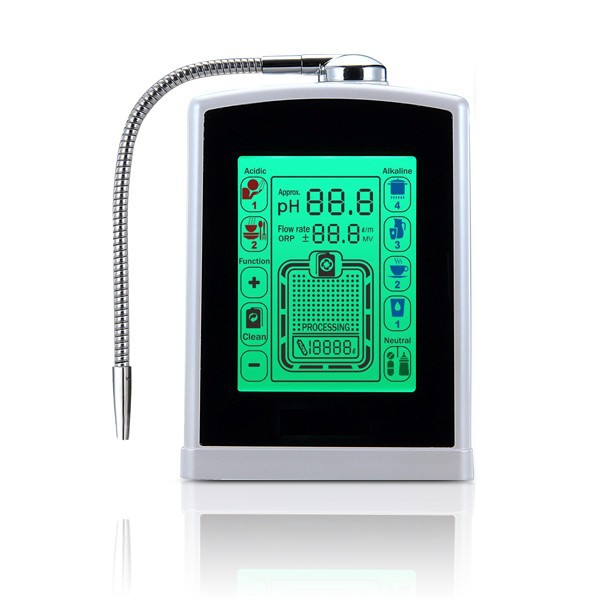 Alkaline Water Ionizer portable for use