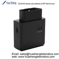 car gps tracker tk108 with voice monitoring [2G, 3G, 4G] support wireless relay