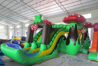 Inflatable Toadstool bouncy castle /inflatable Toadstool bouncer/inflatable Toadstool jumper