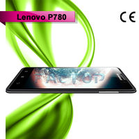 Lenovo p780 4000ma 5'' Lenovo P780 Android phone MTK6589 Quad core 1280*720 HD screen 8.0MP Camera GPS1.2GHZ 2G/3G ROM 4GB