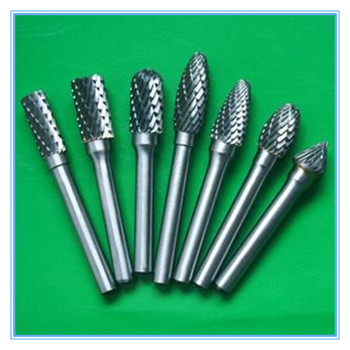 Cemented Carbide Abrasive Burrs