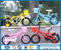 2016 Beautiful Grils style 16 Inch Children Bike /Wholesale Kids Bike