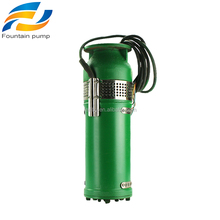 3hp stainless steel impeller centrifugal submersible water pump for music fountain