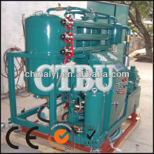 Mobile Dielectric oil treatment for Transformer service