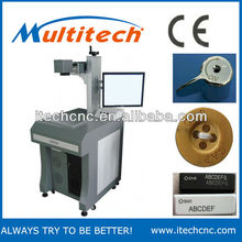 High quality!! cylinder laser marking machine