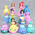 custom design Catoon anime princess action figure girls gift China producer